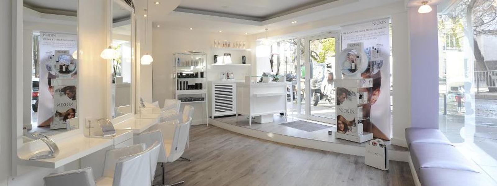 Laure gabillet : salon coiffure paris 16ème